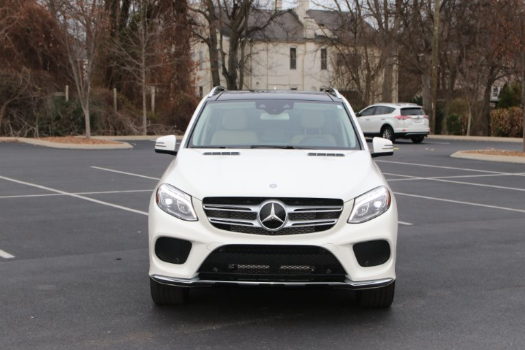 Used 2016 Mercedes-Benz GLE400 4MATIC AWD W/NAV TV DVD GLE 400 4MATIC for sale Sold at Auto Collection in Murfreesboro TN 37130 5