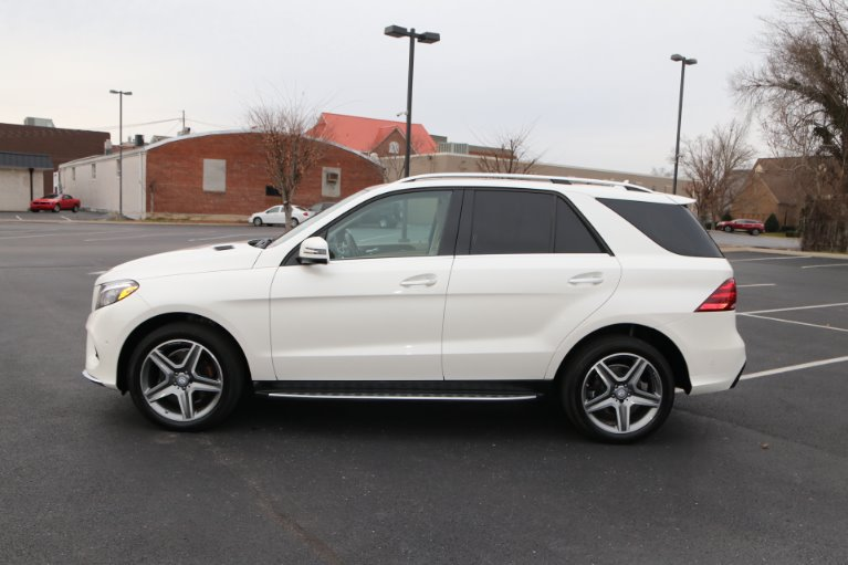 Used 2016 Mercedes-Benz GLE400 4MATIC AWD W/NAV TV DVD GLE 400 4MATIC for sale Sold at Auto Collection in Murfreesboro TN 37130 7