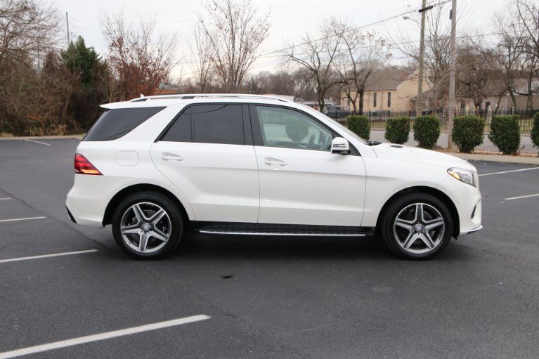 Used 2016 Mercedes-Benz GLE400 4MATIC AWD W/NAV TV DVD GLE 400 4MATIC for sale Sold at Auto Collection in Murfreesboro TN 37130 8