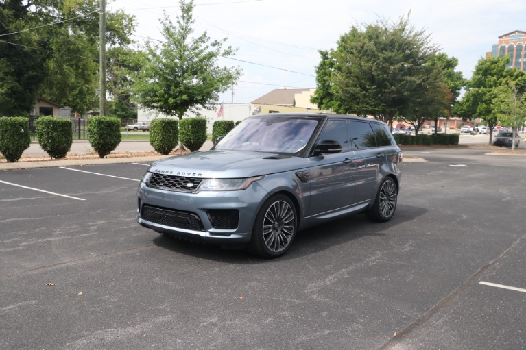 Used 2019 Land Rover Range Rover Sport V6 SUPERCHARGED HSE DYNAMIC AWD HSE Dynamic for sale Sold at Auto Collection in Murfreesboro TN 37130 2