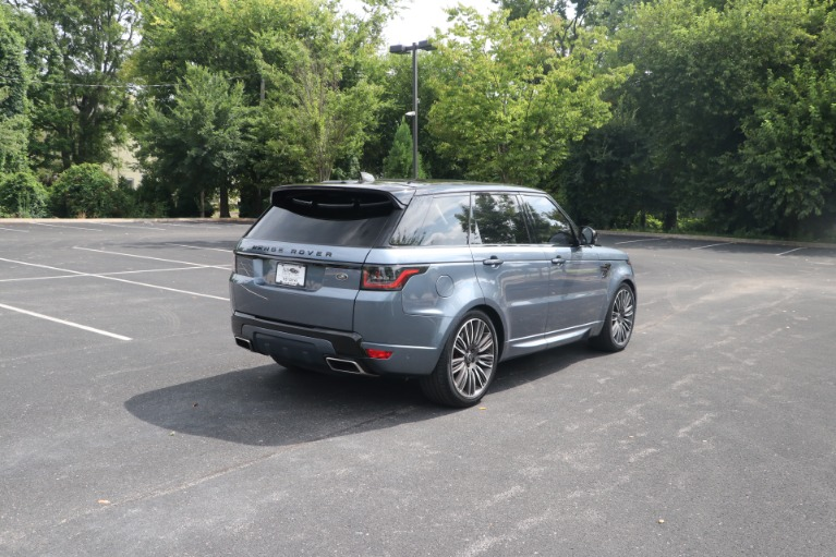 Used 2019 Land Rover Range Rover Sport V6 SUPERCHARGED HSE DYNAMIC AWD HSE Dynamic for sale Sold at Auto Collection in Murfreesboro TN 37130 3