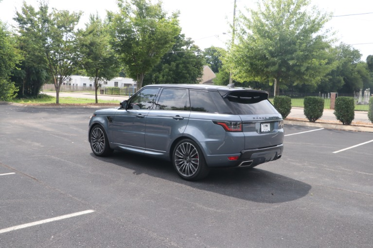 Used 2019 Land Rover Range Rover Sport V6 SUPERCHARGED HSE DYNAMIC AWD HSE Dynamic for sale Sold at Auto Collection in Murfreesboro TN 37130 4