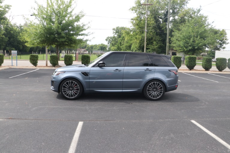 Used 2019 Land Rover Range Rover SPORT HSE Dynamic W/Drive Pro PKG for sale $79,500 at Auto Collection in Murfreesboro TN 37130 7