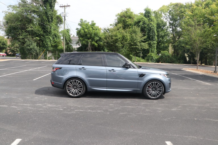 Used 2019 Land Rover Range Rover Sport V6 SUPERCHARGED HSE DYNAMIC AWD HSE Dynamic for sale Sold at Auto Collection in Murfreesboro TN 37130 8