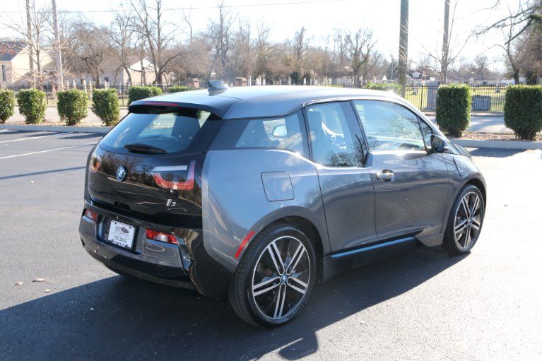 Used 2017 BMW i3 Tera World W/Range Extender W/NAV 94 Ah for sale Sold at Auto Collection in Murfreesboro TN 37130 3