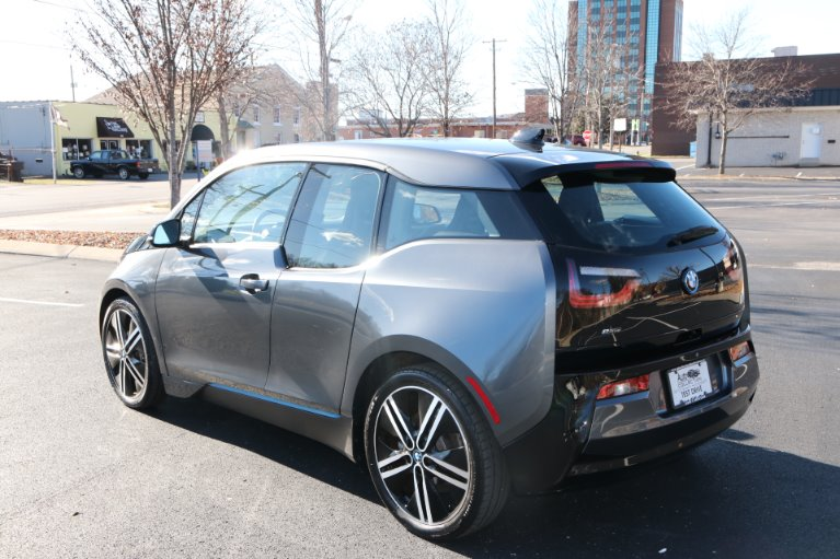 Used 2017 BMW i3 Tera World W/Range Extender W/NAV 94 Ah for sale Sold at Auto Collection in Murfreesboro TN 37130 4