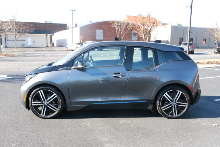 Used 2017 BMW i3 Tera World W/Range Extender W/NAV 94 Ah for sale Sold at Auto Collection in Murfreesboro TN 37130 7