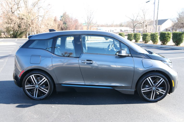 Used 2017 BMW i3 Tera World W/Range Extender W/NAV 94 Ah for sale Sold at Auto Collection in Murfreesboro TN 37130 8