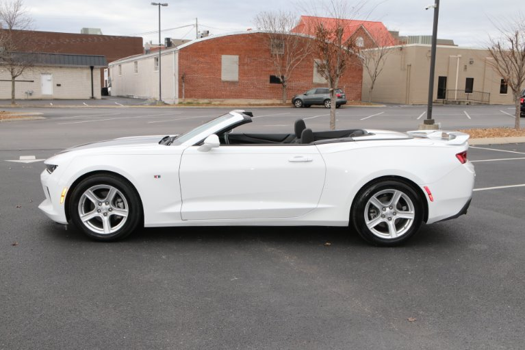 Used 2017 Chevrolet Camaro 1LT convertible LT for sale Sold at Auto Collection in Murfreesboro TN 37130 7