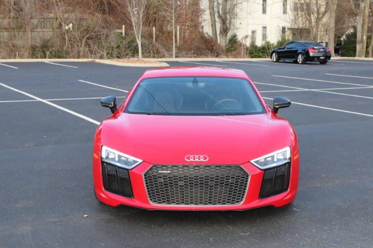 Used 2017 Audi R8 5.2 V10 plus Quattro AWD W/NAV 5.2 quattro V10 Plus for sale Sold at Auto Collection in Murfreesboro TN 37130 5