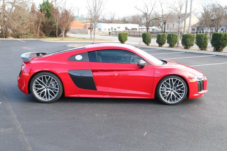 Used 2017 Audi R8 5.2 V10 plus Quattro AWD W/NAV 5.2 quattro V10 Plus for sale Sold at Auto Collection in Murfreesboro TN 37130 8