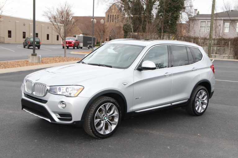 Used 2017 BMW X3 XDRIVE35I W/NAV XLINE TECH PKG xDrive35i for sale Sold at Auto Collection in Murfreesboro TN 37130 2