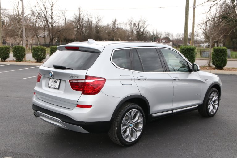 Used 2017 BMW X3 XDRIVE35I W/NAV XLINE TECH PKG xDrive35i for sale Sold at Auto Collection in Murfreesboro TN 37130 3