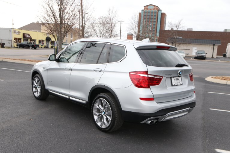 Used 2017 BMW X3 XDRIVE35I W/NAV XLINE TECH PKG xDrive35i for sale Sold at Auto Collection in Murfreesboro TN 37130 4