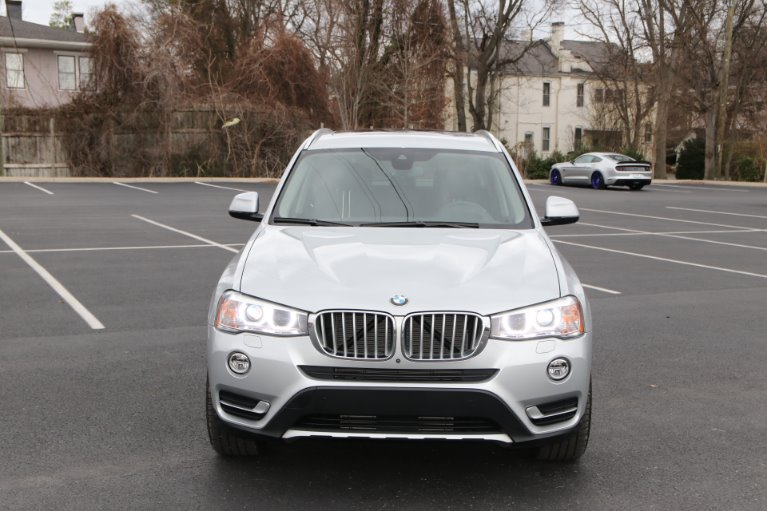 Used 2017 BMW X3 XDRIVE35I W/NAV XLINE TECH PKG xDrive35i for sale Sold at Auto Collection in Murfreesboro TN 37130 5