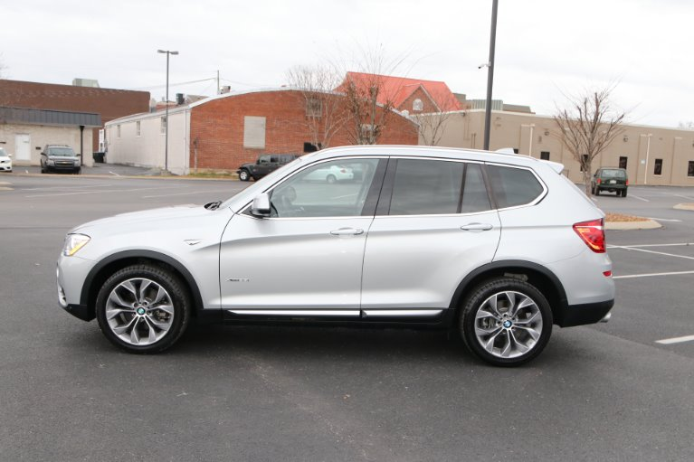 Used 2017 BMW X3 XDRIVE35I W/NAV XLINE TECH PKG xDrive35i for sale Sold at Auto Collection in Murfreesboro TN 37130 7