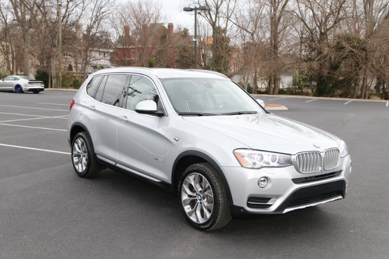 Used 2017 BMW X3 XDRIVE35I W/NAV XLINE TECH PKG xDrive35i for sale Sold at Auto Collection in Murfreesboro TN 37130 1