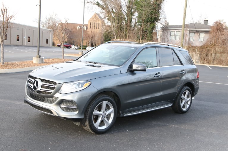 Used 2017 Mercedes-Benz GLE 350  RWD W/NAV GLE 350 for sale Sold at Auto Collection in Murfreesboro TN 37130 2