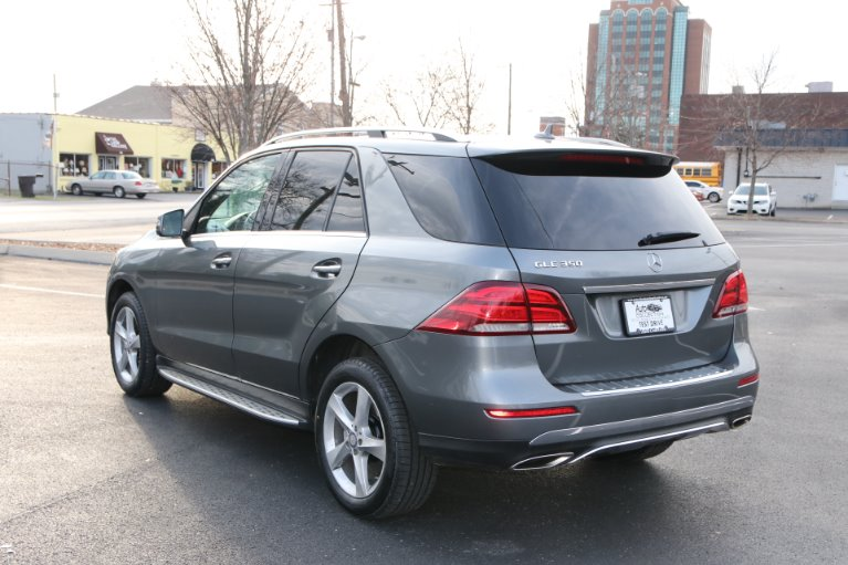 Used 2017 Mercedes-Benz GLE 350  RWD W/NAV GLE 350 for sale Sold at Auto Collection in Murfreesboro TN 37130 4