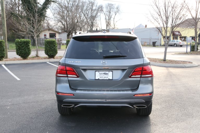 Used 2017 Mercedes-Benz GLE 350  RWD W/NAV GLE 350 for sale Sold at Auto Collection in Murfreesboro TN 37130 6