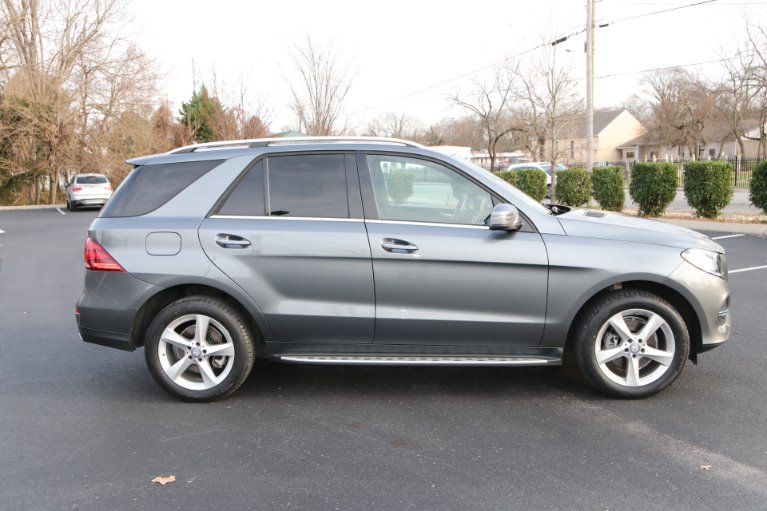 Used 2017 Mercedes-Benz GLE 350  RWD W/NAV GLE 350 for sale Sold at Auto Collection in Murfreesboro TN 37130 8