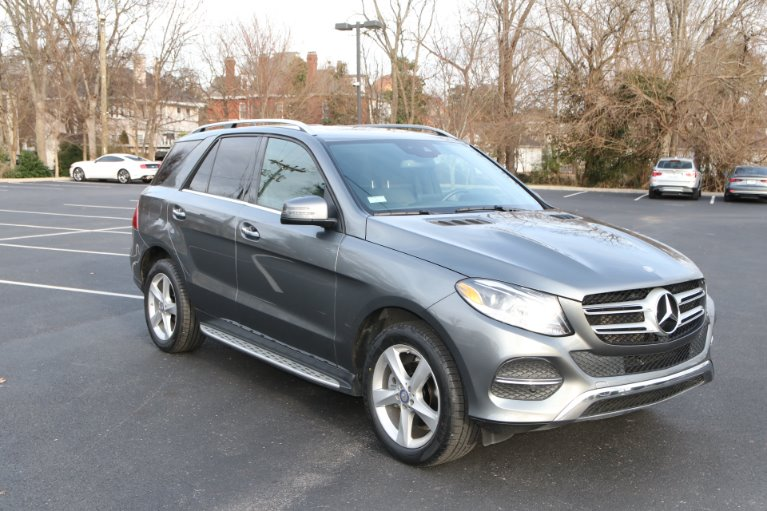 Used 2017 Mercedes-Benz GLE 350  RWD W/NAV GLE 350 for sale Sold at Auto Collection in Murfreesboro TN 37130 1