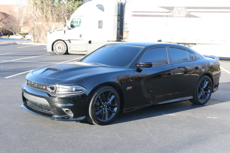 Used 2019 Dodge Charger Scat Pack Plus W/NAV R/T Scat Pack for sale Sold at Auto Collection in Murfreesboro TN 37130 2