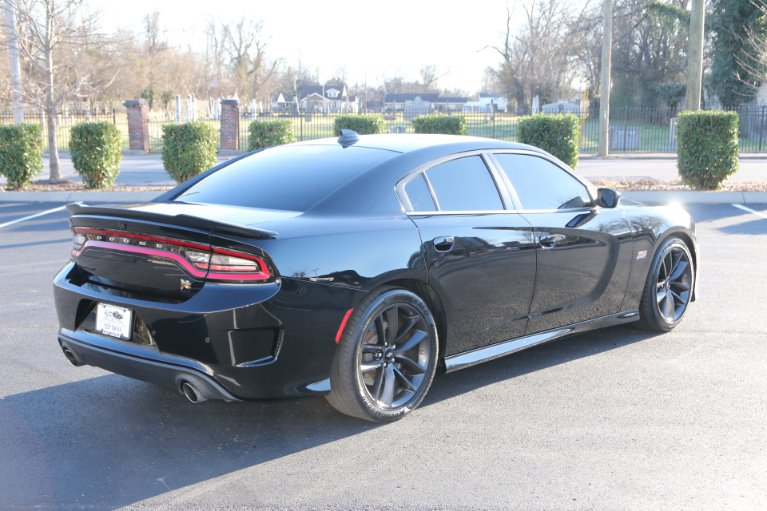 Used 2019 Dodge Charger Scat Pack Plus W/NAV R/T Scat Pack for sale Sold at Auto Collection in Murfreesboro TN 37130 3