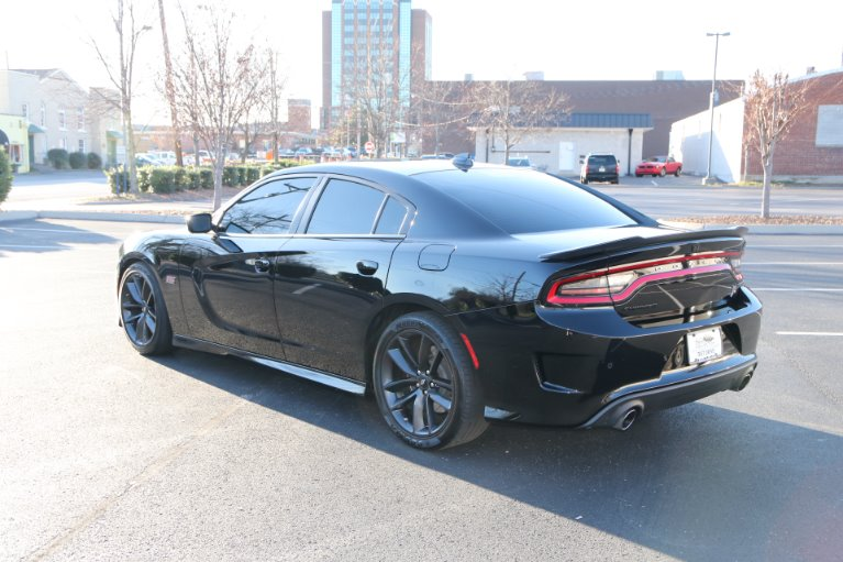 Used 2019 Dodge Charger Scat Pack Plus W/NAV R/T Scat Pack for sale Sold at Auto Collection in Murfreesboro TN 37130 4