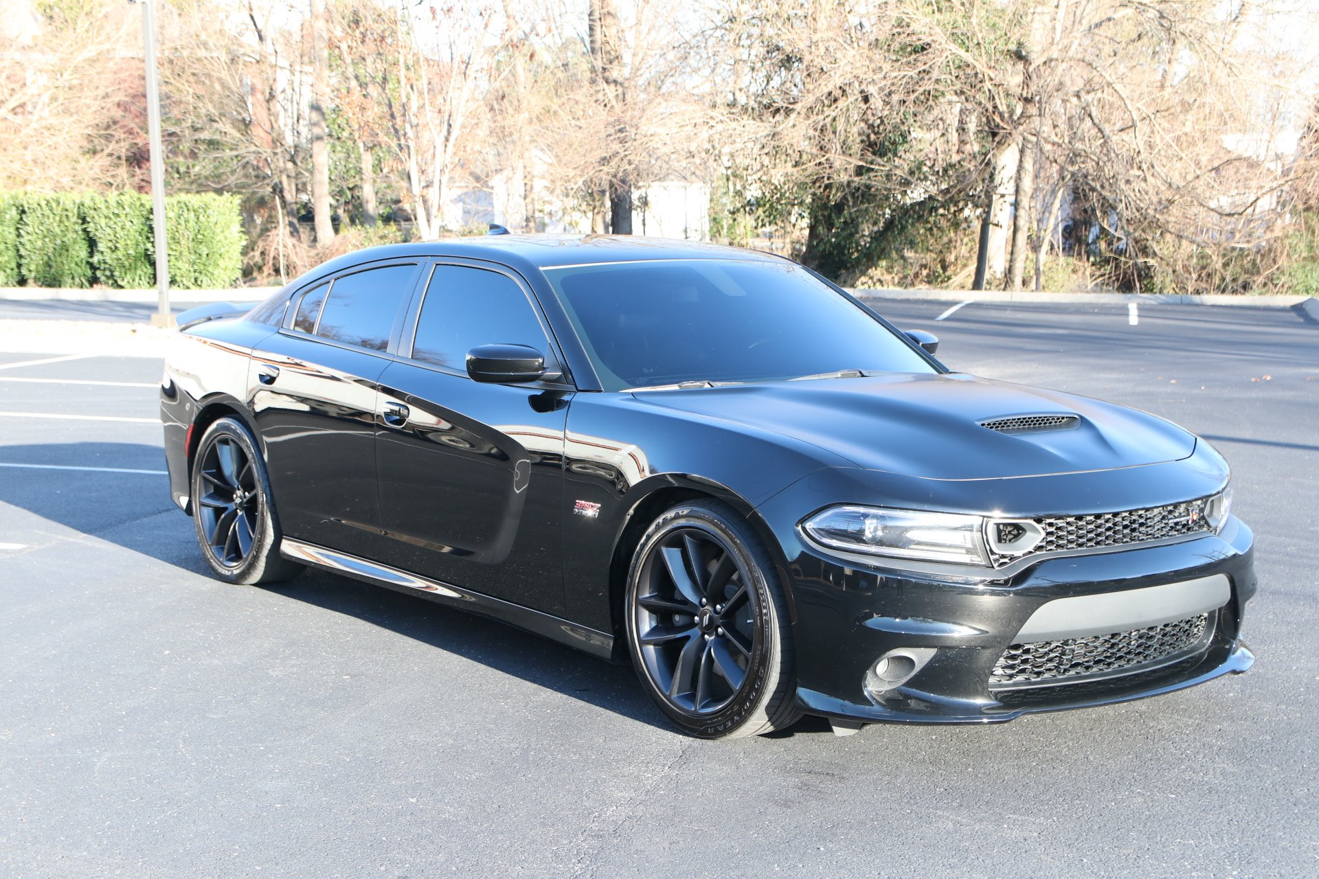 Used 2019 Dodge Charger Scat Pack Plus W/NAV R/T Scat Pack for sale Sold at Auto Collection in Murfreesboro TN 37130 1