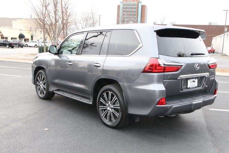 Used 2019 Lexus LX 570 LUXURY THREE ROW 4WD W/NAV Three-Row for sale Sold at Auto Collection in Murfreesboro TN 37130 4
