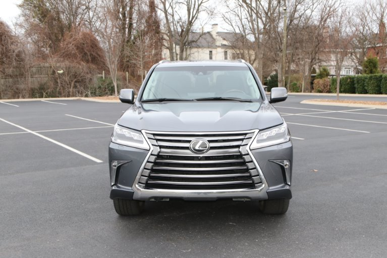 Used 2019 Lexus LX 570 LUXURY THREE ROW 4WD W/NAV Three-Row for sale Sold at Auto Collection in Murfreesboro TN 37130 5