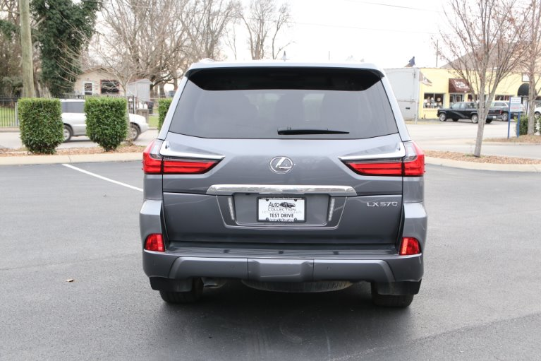 Used 2019 Lexus LX 570 LUXURY THREE ROW 4WD W/NAV Three-Row for sale Sold at Auto Collection in Murfreesboro TN 37130 6