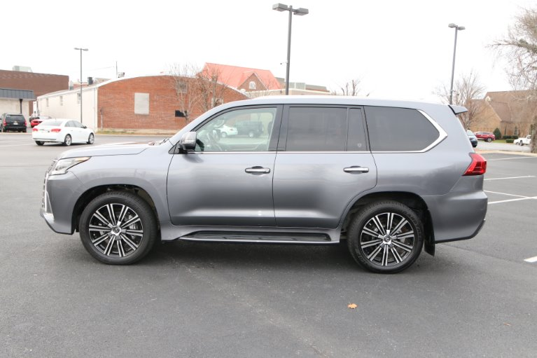 Used 2019 Lexus LX 570 LUXURY THREE ROW 4WD W/NAV Three-Row for sale Sold at Auto Collection in Murfreesboro TN 37130 7