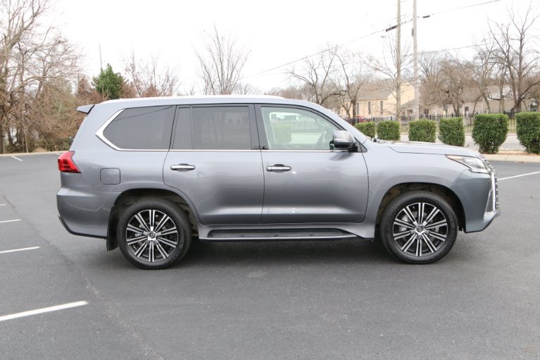 Used 2019 Lexus LX 570 LUXURY THREE ROW 4WD W/NAV Three-Row for sale Sold at Auto Collection in Murfreesboro TN 37130 8