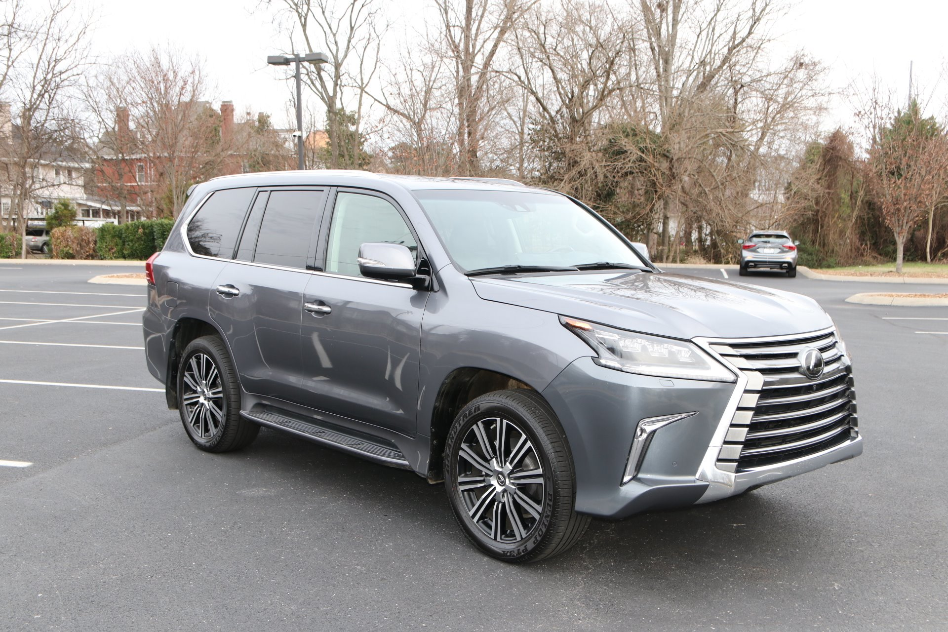 Used 2019 Lexus LX 570 LUXURY THREE ROW 4WD W/NAV Three-Row for sale Sold at Auto Collection in Murfreesboro TN 37130 1