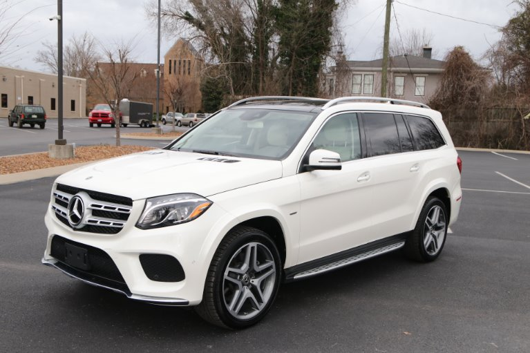 Used 2019 Mercedes-Benz GLS  4Matic AWD W/NAV TV DVD GLS 550 for sale Sold at Auto Collection in Murfreesboro TN 37130 2