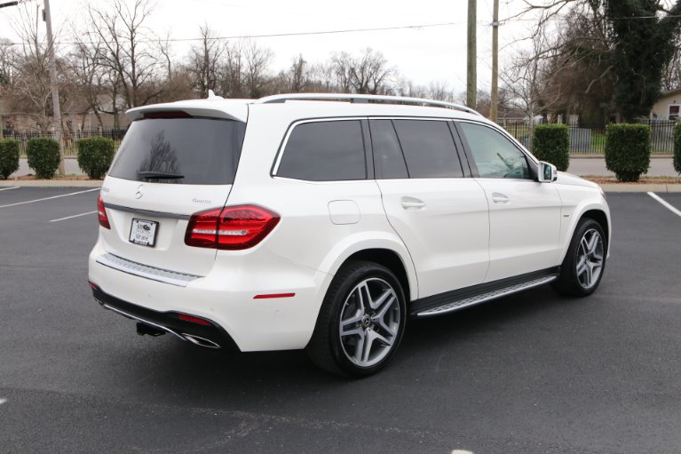 Used 2019 Mercedes-Benz GLS  4Matic AWD W/NAV TV DVD GLS 550 for sale Sold at Auto Collection in Murfreesboro TN 37130 3