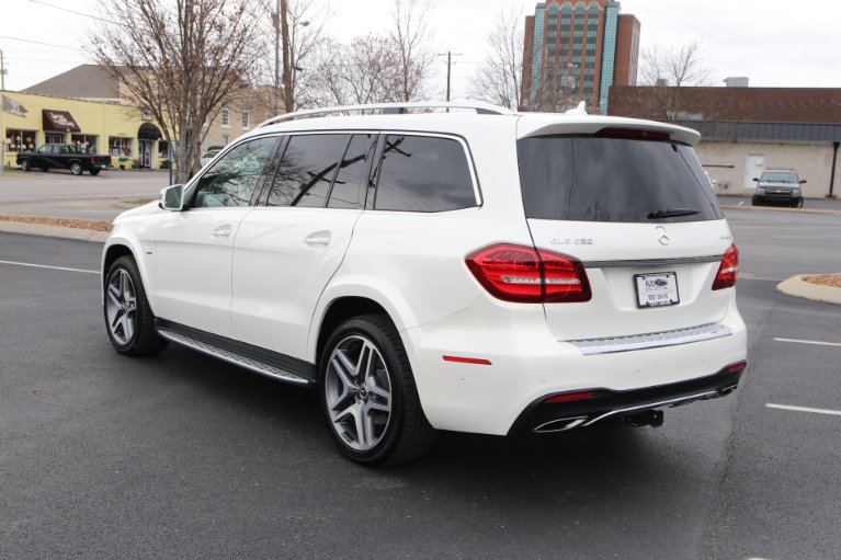 Used 2019 Mercedes-Benz GLS  4Matic AWD W/NAV TV DVD GLS 550 for sale Sold at Auto Collection in Murfreesboro TN 37130 4