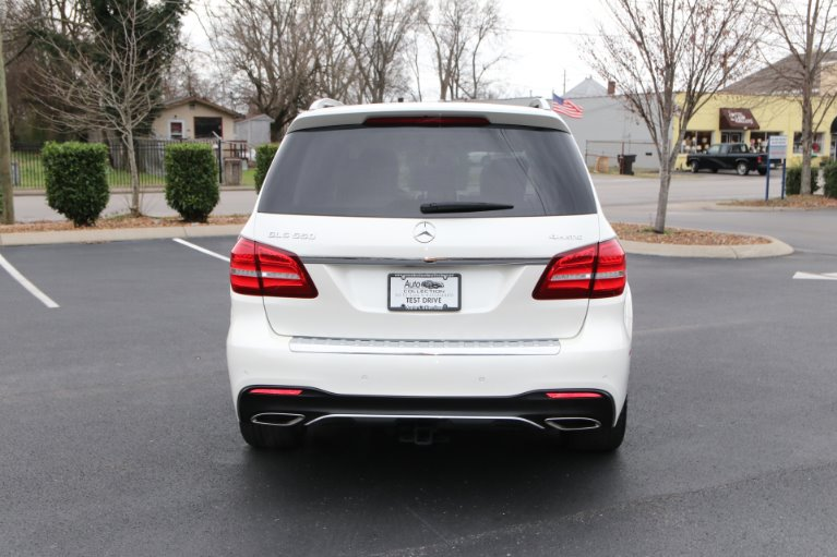 Used 2019 Mercedes-Benz GLS  4Matic AWD W/NAV TV DVD GLS 550 for sale Sold at Auto Collection in Murfreesboro TN 37130 6