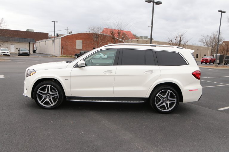 Used 2019 Mercedes-Benz GLS  4Matic AWD W/NAV TV DVD GLS 550 for sale Sold at Auto Collection in Murfreesboro TN 37130 7