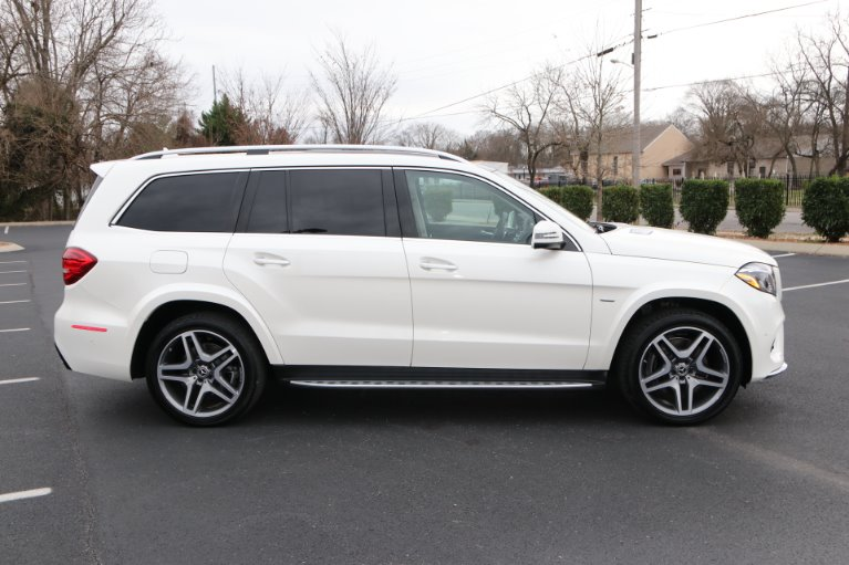 Used 2019 Mercedes-Benz GLS  4Matic AWD W/NAV TV DVD GLS 550 for sale Sold at Auto Collection in Murfreesboro TN 37130 8
