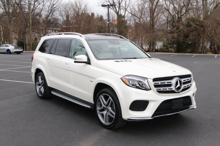 Used 2019 Mercedes-Benz GLS  4Matic AWD W/NAV TV DVD GLS 550 for sale Sold at Auto Collection in Murfreesboro TN 37130 1