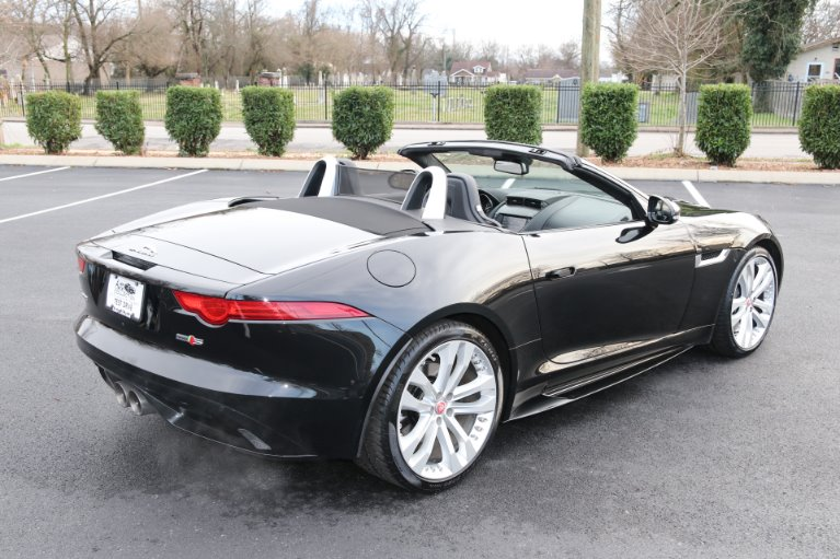 Used 2016 Jaguar F-TYPE S for sale Sold at Auto Collection in Murfreesboro TN 37130 3