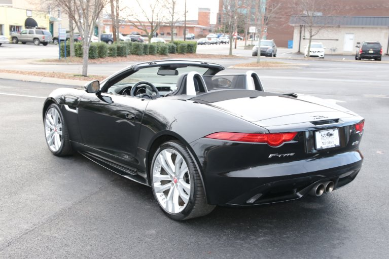 Used 2016 Jaguar F-TYPE S for sale Sold at Auto Collection in Murfreesboro TN 37130 4
