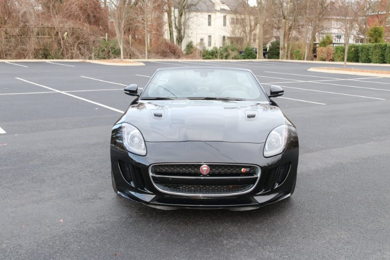 Used 2016 Jaguar F-TYPE S for sale Sold at Auto Collection in Murfreesboro TN 37130 5