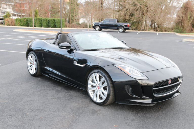 Used Used 2016 Jaguar F-TYPE S for sale $46,950 at Auto Collection in Murfreesboro TN
