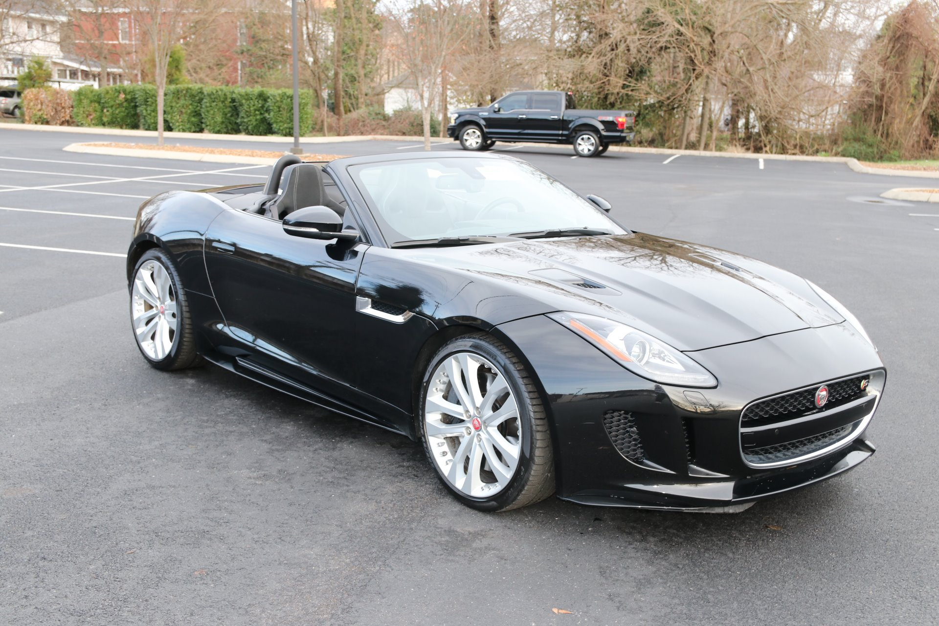 Used 2016 Jaguar F-TYPE S for sale Sold at Auto Collection in Murfreesboro TN 37130 1