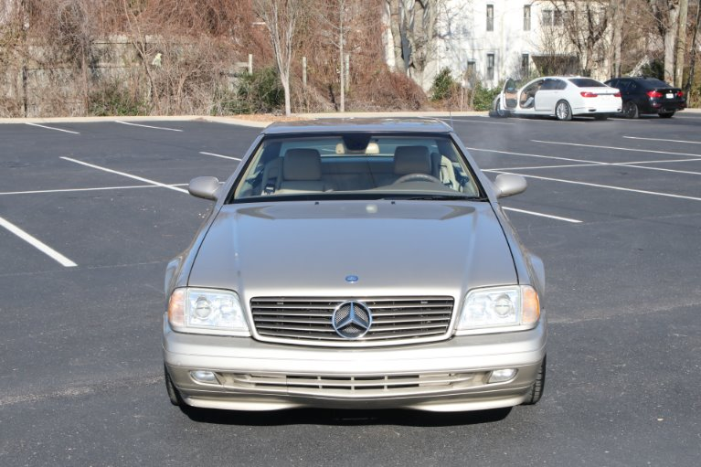 Used 1999 Mercedes-Benz SL500 ROADSTER SL 500 for sale Sold at Auto Collection in Murfreesboro TN 37130 5