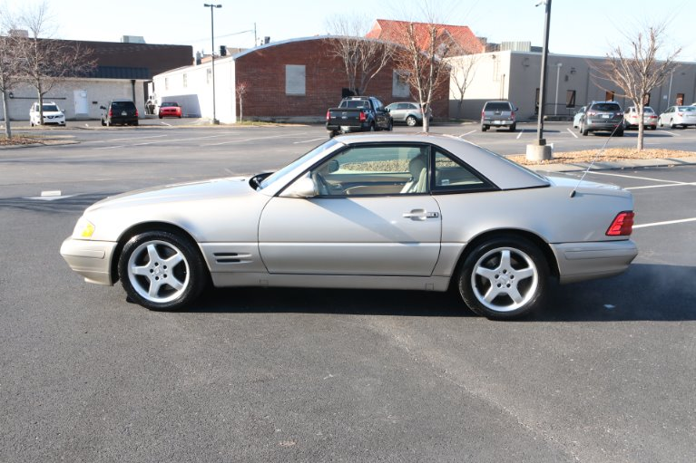 Used 1999 Mercedes-Benz SL500 ROADSTER SL 500 for sale Sold at Auto Collection in Murfreesboro TN 37130 7